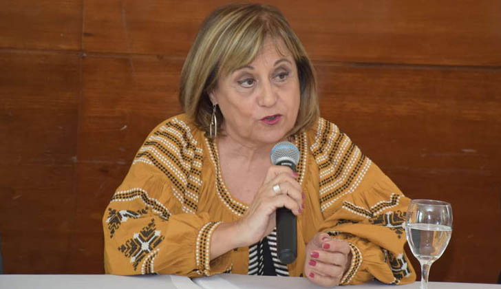 Irupé Buzzetti, directora del Consejo de Educación Inicial y Primaria (CEIP). Foto: CEIP.