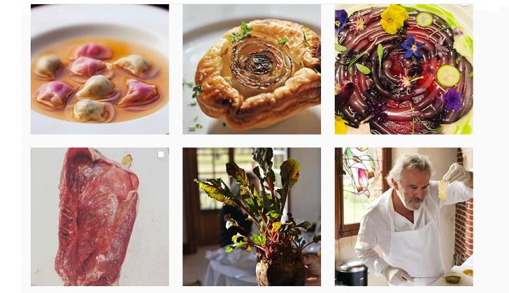 La mejor cuenta gastronómica de Instagram, según los World Restaurant Awards