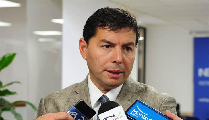 Director del Instituto Nacional de Empleo y Formación Profesional (INEFOP), Eduardo Pereyra, líder del Movimiento Cambio Frenteamplista.