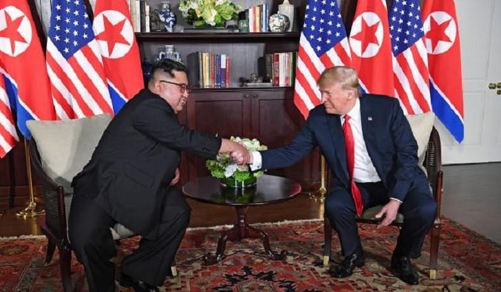 Trump confirmó una segunda cumbre con Kim Jong-un en Hanoi.