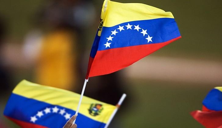 Venezuela #23F: manifestaciones a favor y en contra del ingreso de ayuda humanitaria .