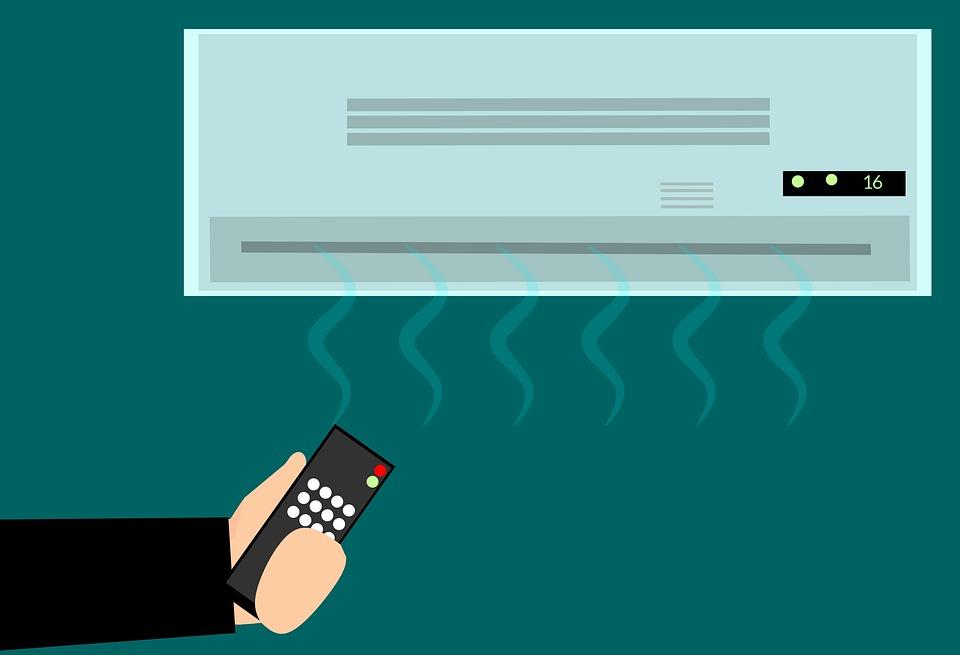 El aire acondicionado debe estar a 25°C si querés ahorrar dinero. Foto: Pixabay