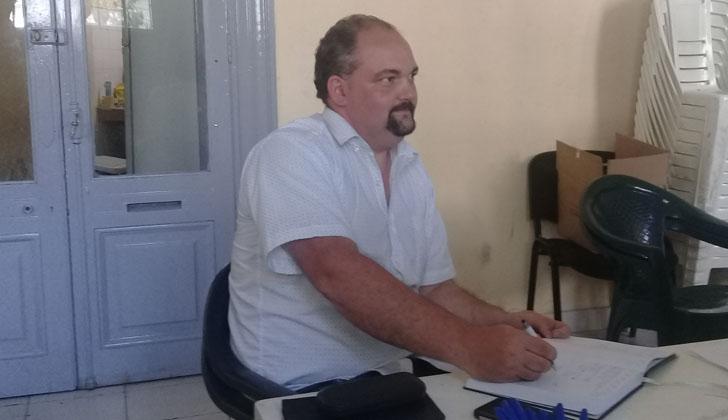 Socio fundador de REDEX Uruguay, Alexander Echeverría.