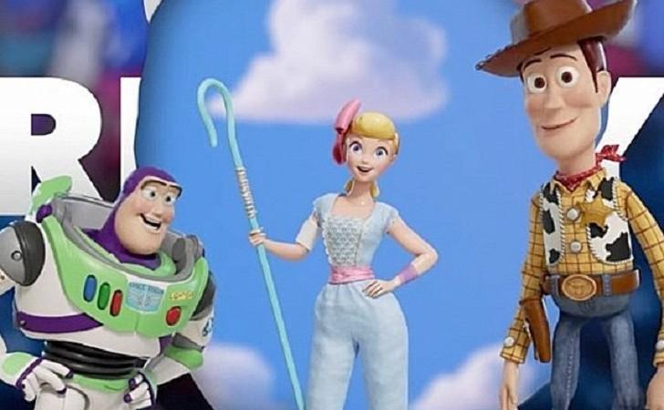 Las redes celebran la nueva imagen de Betty, la pastora de Toy Story