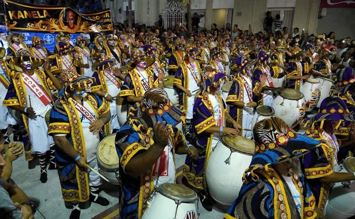 cuerda de tambores