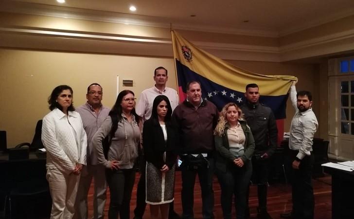 """Venezuela denuncia """"usurpación"""" en su embajada de Costa Rica."""