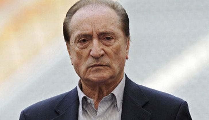 Ex presidente de AUF, Eugenio Figueredo.
