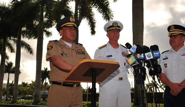 Mensaje conjunto de las FFAA de EEUU y Colombia a los militares venezolanos