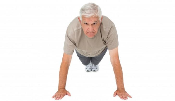 La capacidad de hacer flexiones puede decir mucho de la salud del corazón