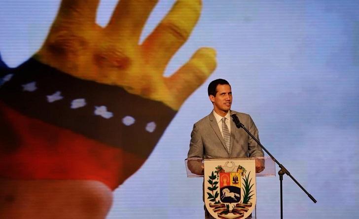 Guaidó asegura que el 23 llegará la ayuda humanitaria - Actualidad