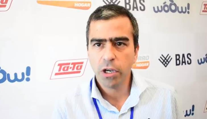 Enrique Herrera, gerente de Gestión Humana de Grupo Ta-Ta.