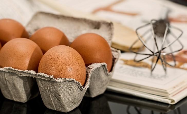 ¿Es saludable el consumo de huevo?. Foto: Pixabay