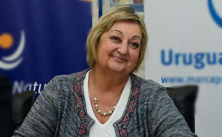 Ministra de Turismo, Liliam Kechichian.