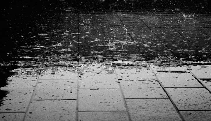 Inumet emitió un aviso por tormentas fuertes para este domingo .