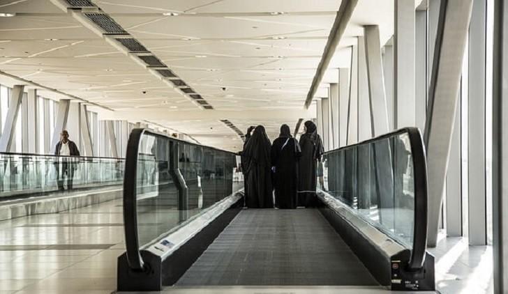 Absher, la appd e Apple y Google contra las mujeres sauditas.
