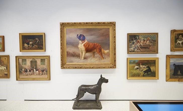 Nueva York inauguró su Museo del Perro