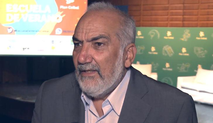 Presidente del Consejo Directivo Central (CODICEN) de la Administración de la Educación Pública (ANEP), Wilson Netto
