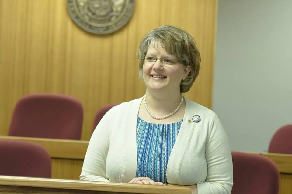 Tila Hubrecht, representante republicana por el estado de Missouri. Foto: Facebook