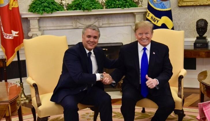 """Trump: """"Tengo un plan B, C, D, E y F"""" para Venezuela si Maduro no se va"""