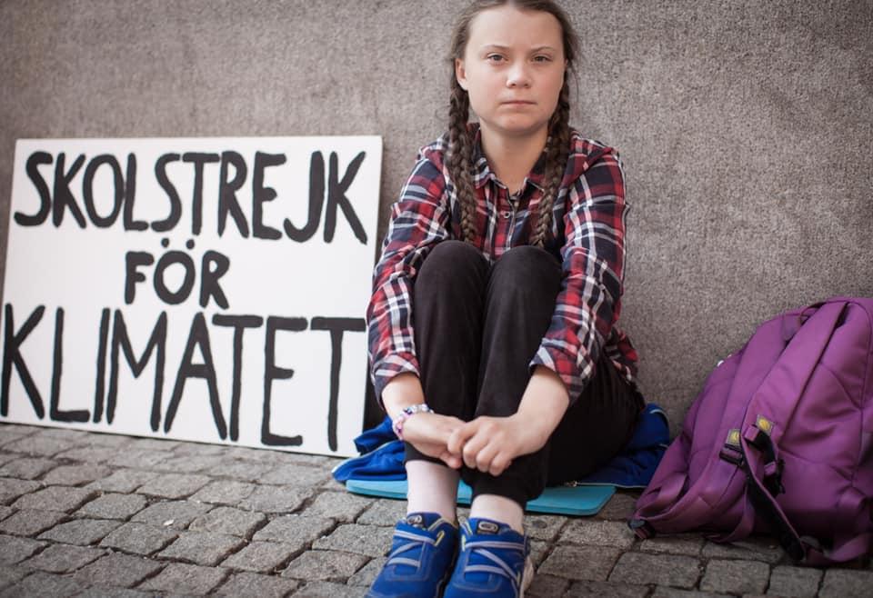 Jóvenes en el mundo exigen medidas concretas contra el cambio climático