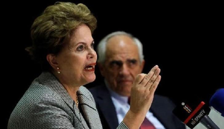 """Dilma: """"Quienes tienen compromisos con la democracia y la paz no pueden estar a favor de intervenciones militares"""""""