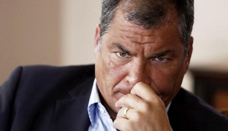 """Correa: """"Hay muchos gobiernos que quieren complacer a Washington"""","""
