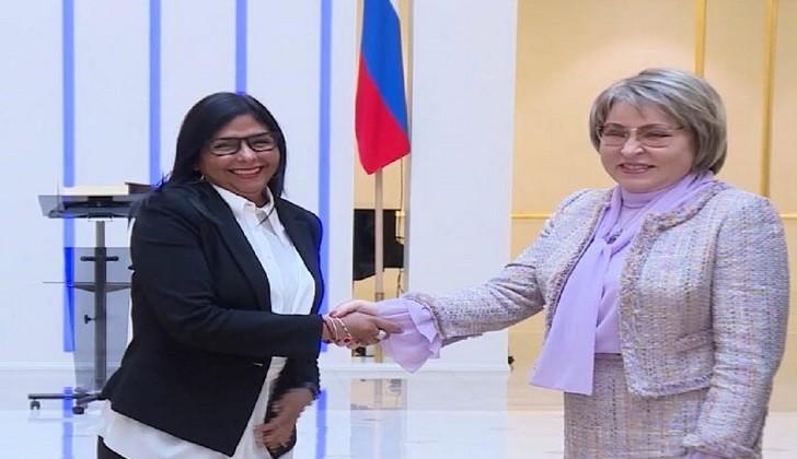 """Rusia hará """"todo lo posible"""" para impedir una intervención de EEUU en Venezuela"""