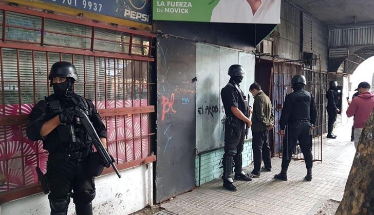 Resultado de imagen para prensa uruguayo caso narcotrafico