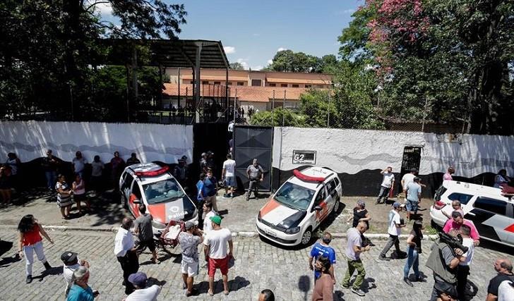 """Lula tras la masacre de San Pablo: """"Brasil no necesita más armas"""""""