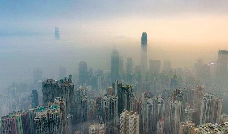Estudio: la contaminación del aire mata más personas en el mundo que el tabaquismo