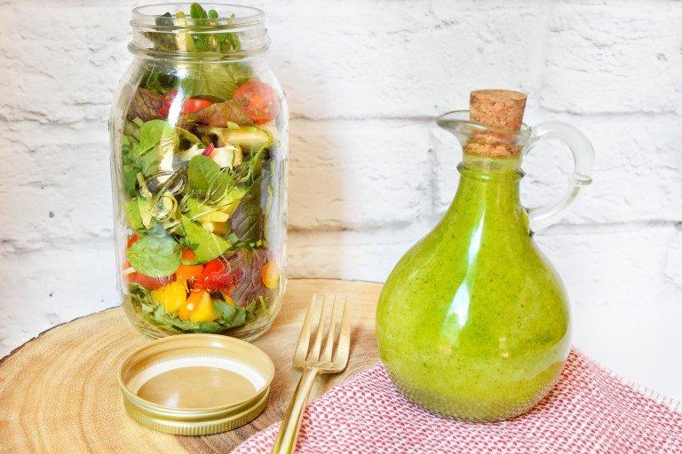 ensalada cilantro