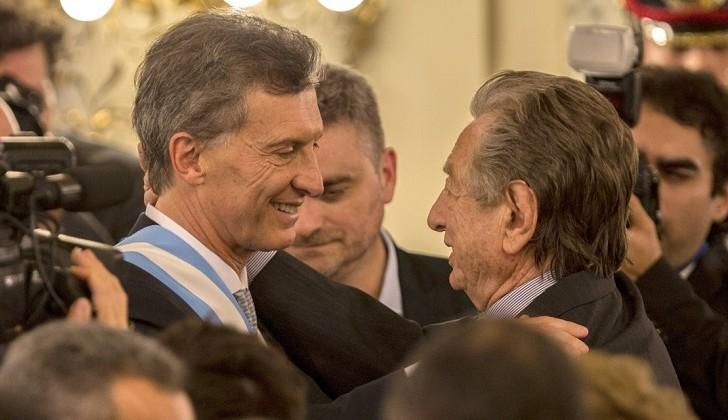 Murió Franco Macri, el padre del presidente argentino