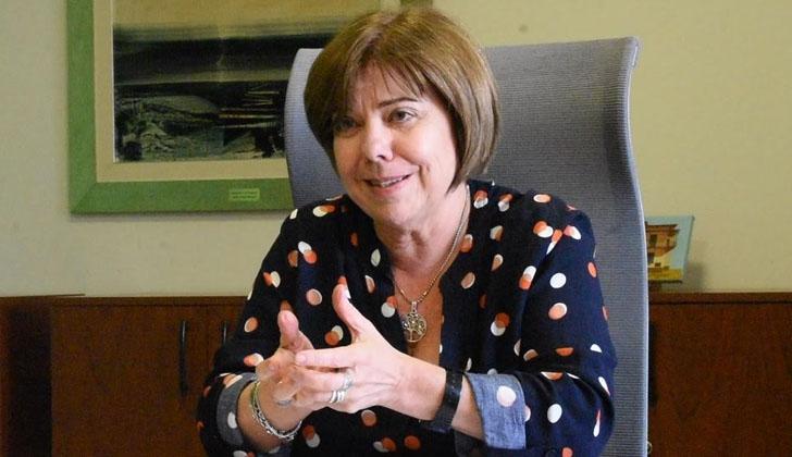 Coordinadora académica del Programa Culminación de Estudios Secundarios (ProCES), Marlene Mila.