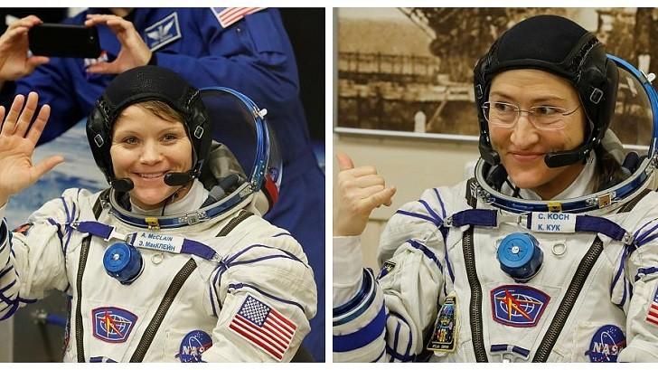 La NASA confirmó una caminata espacial solo de mujeres .
