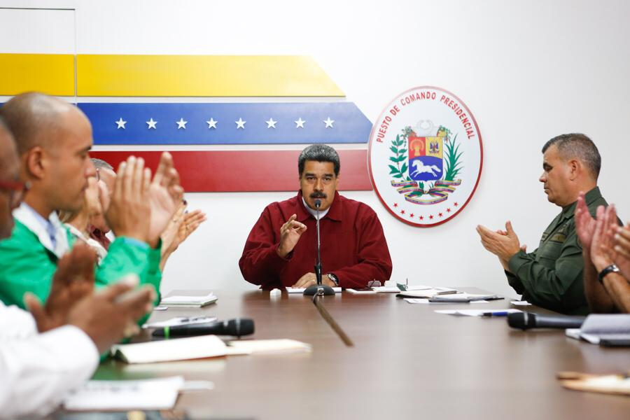 Venezuela: Trump quiere impedir el uso de tarjetas