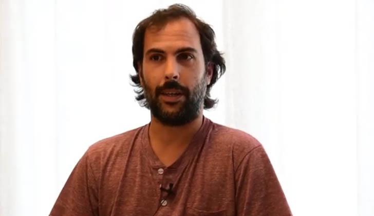 Rafael Rodríguez, coordinador de Campamentos Educativos de la Administración Nacional de Educación Pública (ANEP).
