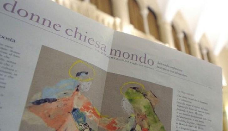 Renuncia toda la redacción del suplemento femenino del Vaticano L'Osservatore Romano