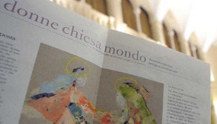Renunciaron las redactoras de una revista femenina del Vaticano