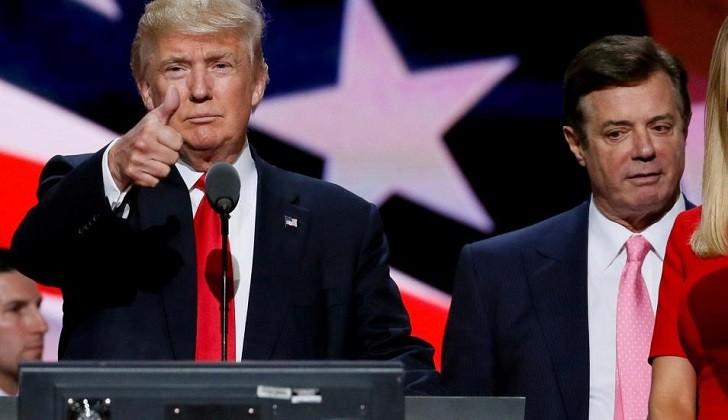 Nueva condena contra Paul Manafort, exjefe de campaña de Trump