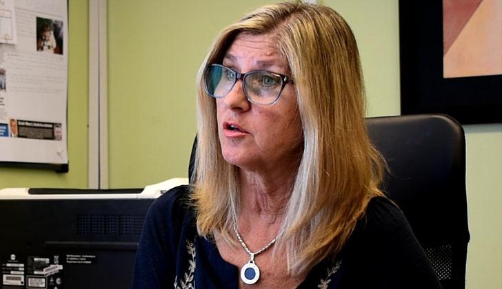 Directora Sectorial de Integración Educativa de la Administración Nacional de Educación Pública (ANEP), Ana Verocai. Foto: Carlos Loria.