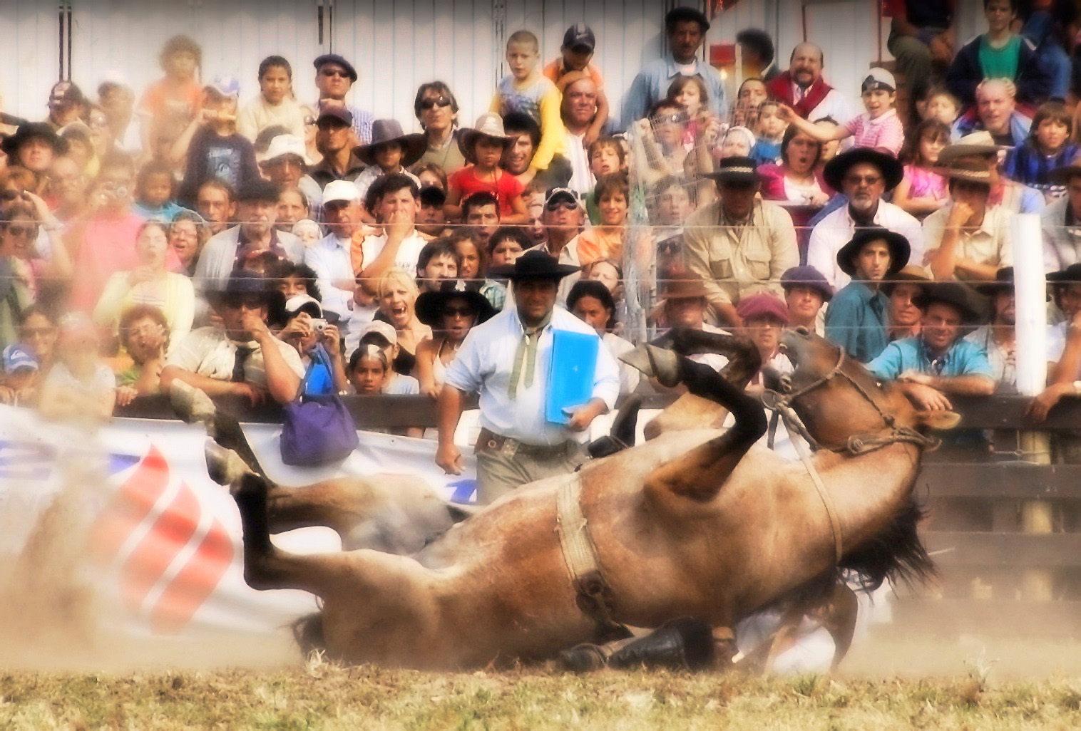 Foto de archivo, tomada por Eduardo Amorim (flickr.com) en la Criolla del Prado 2010
