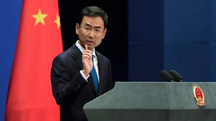 """China """"está categóricamente en contra de las sanciones unilaterales de EE.UU."""""""
