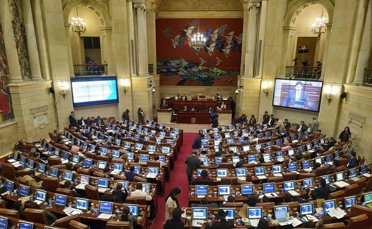 Cámara Baja rechaza objeciones de Duque a justicia de paz en Colombia