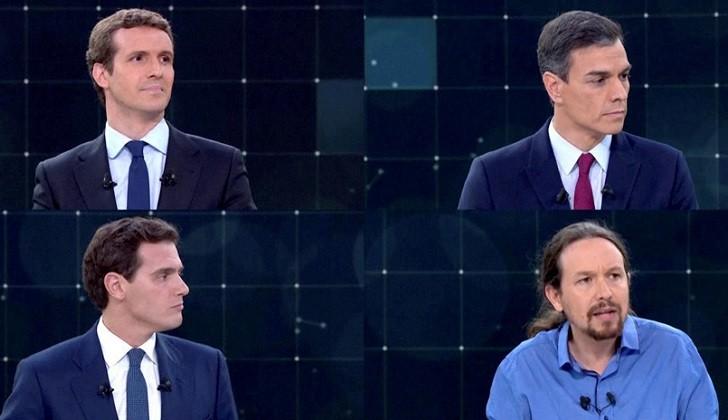 ¿Qué dicen las encuestas sobre las elecciones en España del 28 de abril?