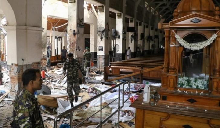 Comunidad internacional condena serie de atentados en Sri Lanka