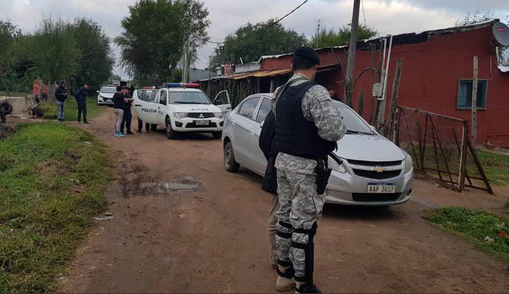 Operativo Mirador en Toledo. Foto: Ministerio del Interior.