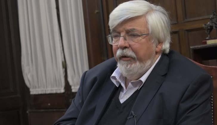 Eduardo Bonomi, ministro del Interior. Foto: Carlos Loría / LARED21
