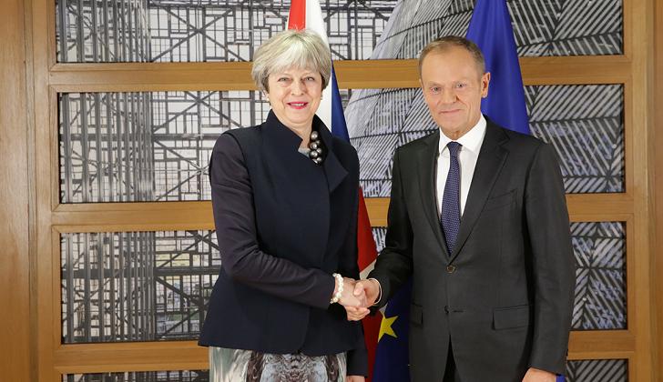 La Unión Europea aceptó una prórroga del Brexit hasta el 31 de octubre