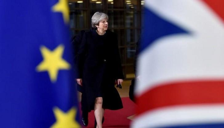 El Parlamento británico aprobó un proyecto de ley que impide el Brexit sin acuerdo.