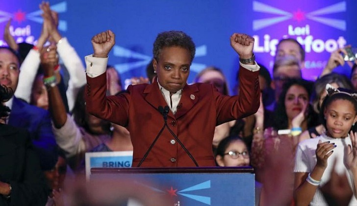 Chicago eligió a su primera alcaldesa negra y lesbiana